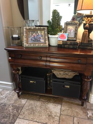 Entry table, buffet, credenza, sofa table, media table for Sale in Gilbert, AZ