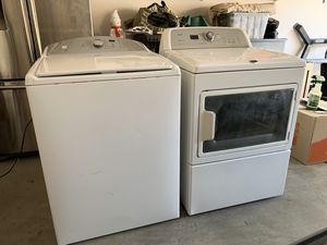 Excellent Washer and Dryer for Sale in Las Vegas, NV