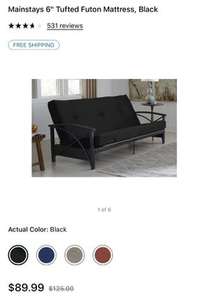 Brand new futon mattress for Sale in Columbus, OH
