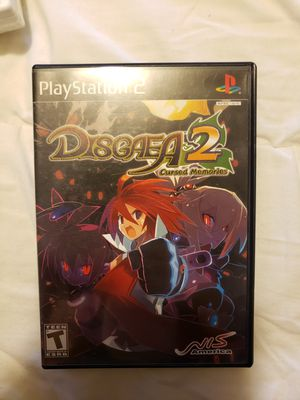 Disgaea 2 Cursed Memories PS2 for Sale in West Covina, CA