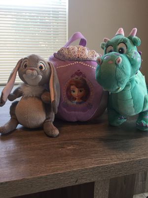 For Disney's Sophia Fans! for Sale in DuPont, WA