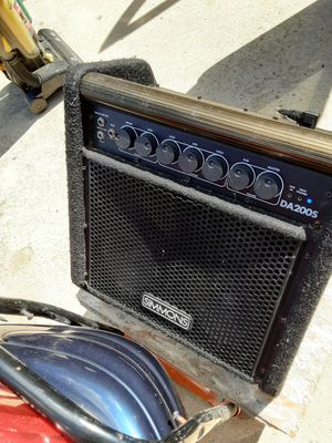 **For repair** Simmons drum amplifier for Sale in Brownstown Charter Township, MI
