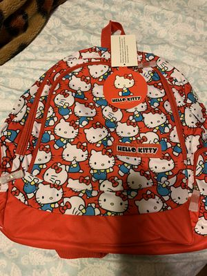 Hello kitty backpack new with tags for Sale in San Diego, CA