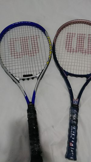 Tennis rackets Wilson for Sale in Miami, FL