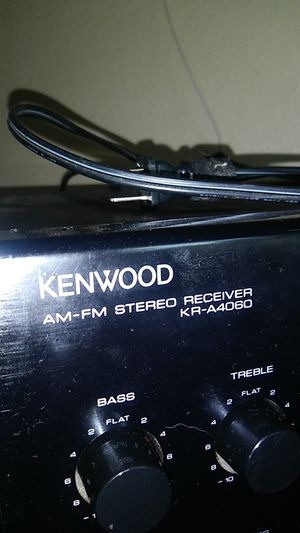 Kenwood KR-A4060 Stereo Receiver for Sale in Georgetown, TX
