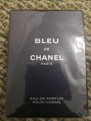 Bleu de Chanel perfum for men 150ml 5oz new sealed retails 155$plus tax for Sale in Seattle, WA