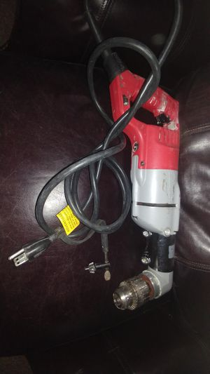 Milwaukee Right Angle Drill for Sale in San Antonio, TX