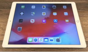 Verizon / Apple iPad Pro 12.9'' / ML3N2LL-A / 128GB / * Restarts Randomly * / * Sold AS-IS * for Sale in Queens, NY