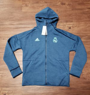 Adidas Real Madrid Training Jacket for Sale in Fresno, CA