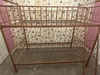 Bunk Bed And 2 Mattresses for Sale in Fontana,  CA