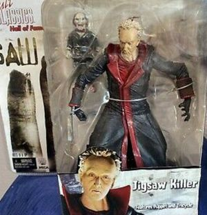 Saw Jigsaw Killer Action Figure New In Box for Sale in Baltimore, MD