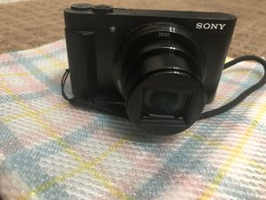 Sony Digital Camera HX-80 for Sale in Bakersfield, CA
