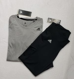 Women Adidas set, size LRG (NEW) for Sale in Hendersonville, TN