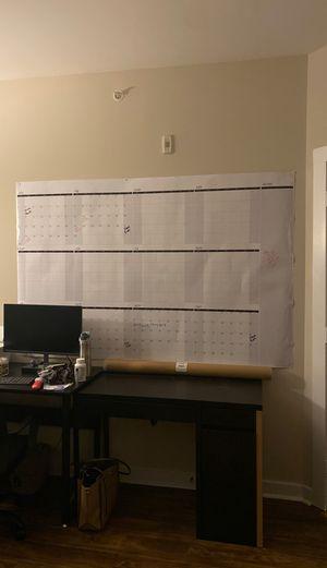 Undated Wall Calendar for Sale in Darnestown, MD