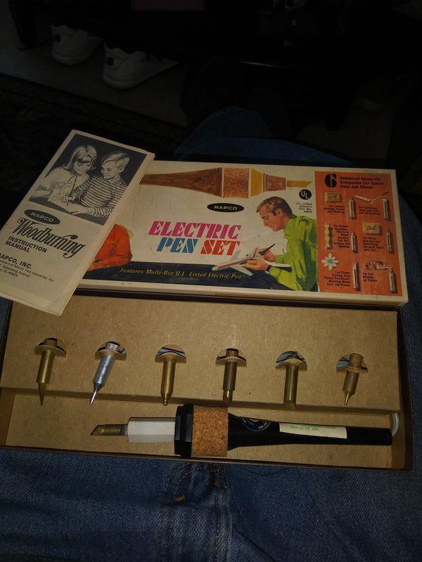 Electric Pen Set