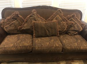 Sofa and love seat for Sale in St. Peters, MO
