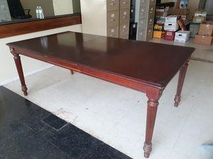 Dining Table or Desk for Sale in Tarpon Springs, FL