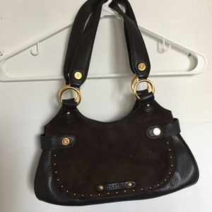 Cole Haan Stephanie suede satchel for Sale in Detroit, MI