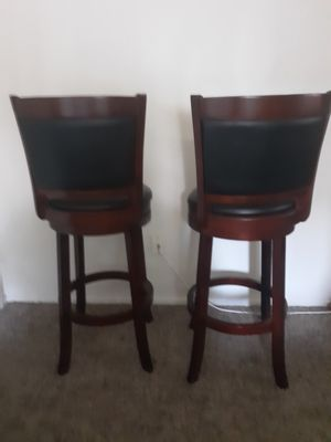 2 beutiful swible bar stool for Sale in Hemet, CA