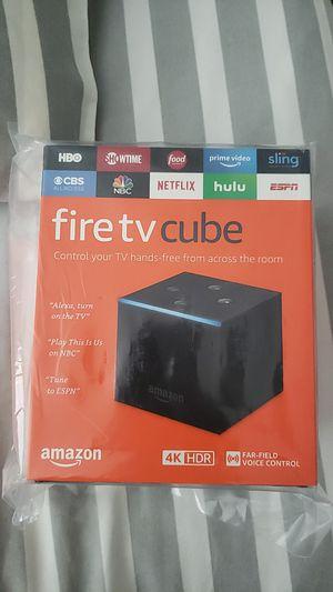 Fire TV Cube 4K for Sale in Apopka, FL