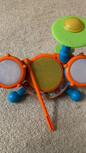 Vtech drum set for Sale in Garner, NC