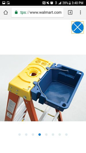 Lock in carry bucket for Sale in Chicago, IL
