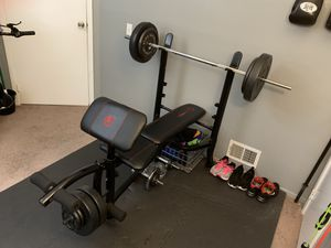 Weight bench for Sale in Staten Island, NY