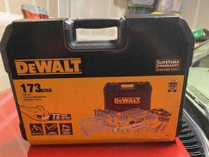 Dewalt Mechanic Tool Set Brand New for Sale in Patterson, CA