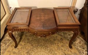 Beautiful French Victorian Coffee Table for Sale in Bridgeville, PA