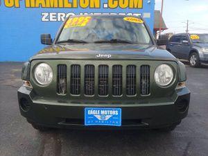 2008 Jeep Patriot for Sale in Hamilton, OH