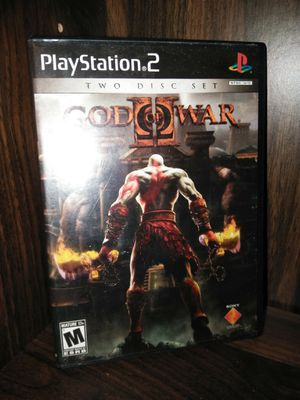 God of War 2 - PS2 for Sale in Olympia, WA