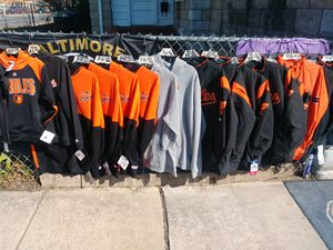Orioles jackets and hoodies for Sale in Essex, MD
