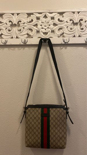 Gucci men or women's cross body bag for Sale in Portland, OR