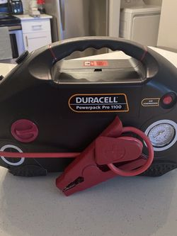Battery Charger Pack (Duracell Powerpack Pro 1100) for Sale in Orlando,  FL