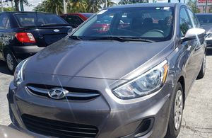 2015 🥳 Hyundai Accent 1 owner no Accidents $1000 down for Sale in West Palm Beach, FL
