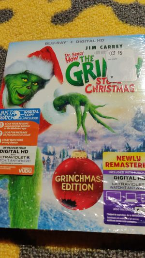 How The Grinch Stole Christmas for Sale in Hillsborough, NC