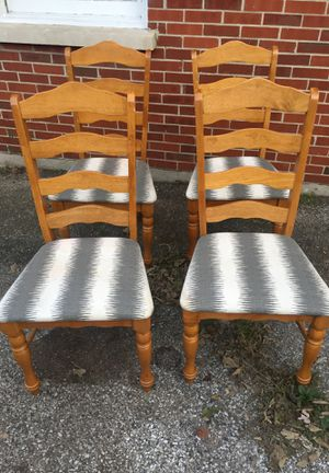 Wooden chairs for Sale in Lexington, KY
