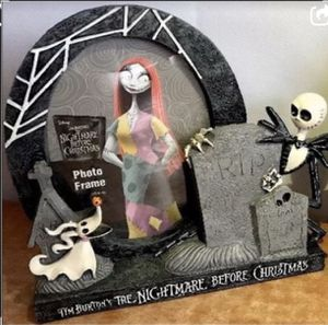 The nightmare before Christmas frames for Sale in Bradley, FL