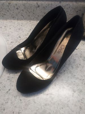 Black heels for Sale in El Paso, TX