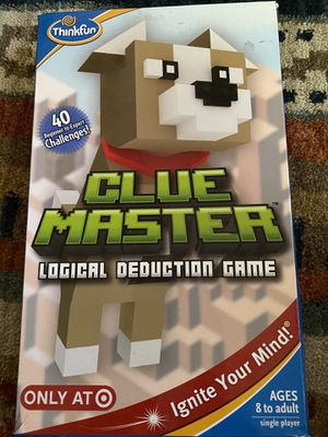 Clue Master for Sale in Chandler, AZ