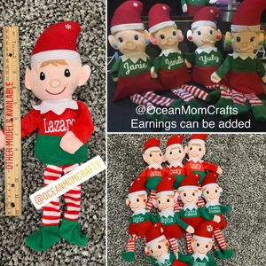 Personalized Christmas elf elves for Sale in Miami Springs, FL
