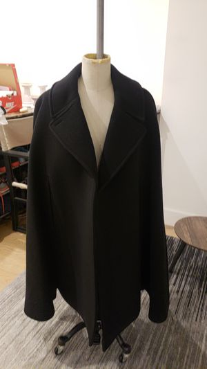 Givenchy couture cape with side slits for Sale in Fort Belvoir, VA