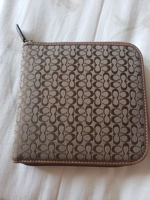 Coach Dvd case for Sale in Weston, FL