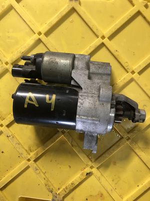 PARTS For Audi A4 A5 2.0 Starter Bosch 2014-2016 for Sale in Opa-locka, FL