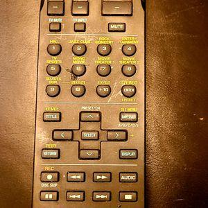 Remote Control For Yamaha RAV240 RAV241 RAV244 V8295000 WA163900 AV A/V Receiver for Sale in Seattle, WA