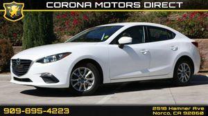 2016 Mazda Mazda3 for Sale in Norco, CA