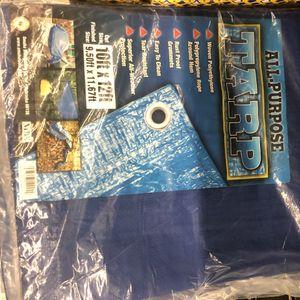 10'X12' tarps for Sale in Tacoma, WA