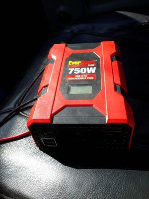 Everstart 750 watt Power Converter for Sale in Fort Worth, TX
