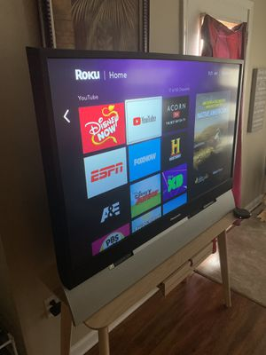 Panasonic 55 inch tv for Sale in Charlotte, NC