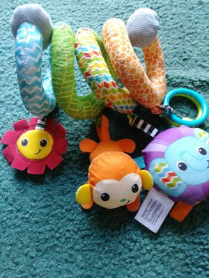 Baby Car Seat toy $4 for Sale in Greensboro, NC